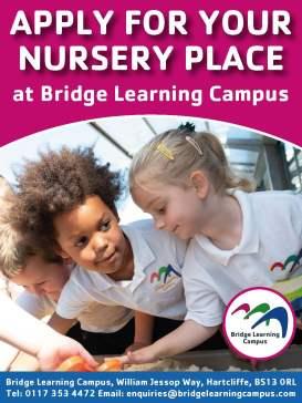 BLC nursery advert