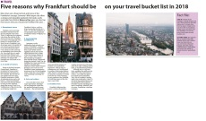 Five reasons why Frankfurt should be on your bucket list for 2018 - Filtonvoice January 2018