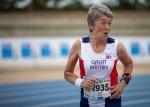 Athlete Anne Dockery